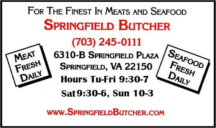 Springfield Butcher